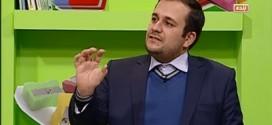 تجلیل سهیل رجبی از هنرمند عرصه کودک و نوجوان آقای ایرج طهماسب در برنامه زنده بازباران