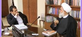 در محفل بزرگان: استاد علی اکبر رشاد