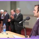 مراسم بزرگداشت روز کتاب، کتابخوانی و کتابدار با اجرای سهیل رجبی در کتابخانه ملی برگزار شد