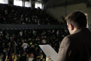 گزارش تصویری همایش جهانی شیرخوارگان حسینی در شهر ری و با اجرای سهیل رجبی