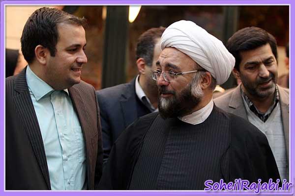 سهیل رجبی مسئول کمیته حامیان جشنواره بین المللی فیلم رشد