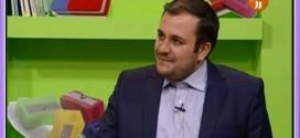 حضور سهیل رجبی در برنامه زنده سیما با موضوع ورزش مدارس