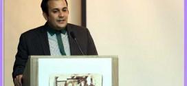 آیین رونمایی از کتاب موزه و موزه داری در ایران در کاخ نیاوران و با اجرای سهیل رجبی